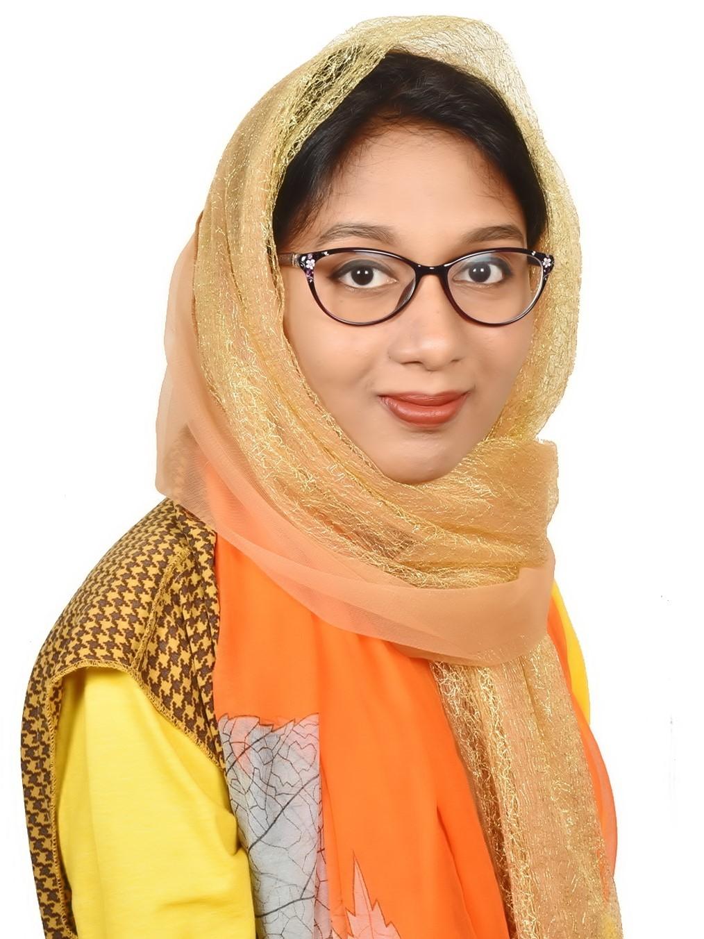 Mahzabeen Kamrul Suha